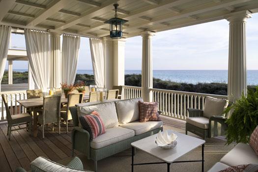 Magnificent luxury home plans design of beach villa for Beach villa design